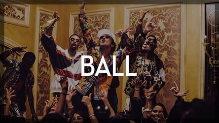 Feautred image - Bruno Mars type beat - Ball-min