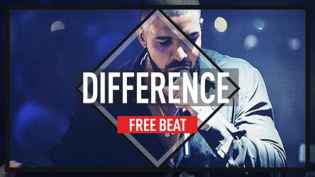 Free Drake type beat - Different (Freestyle rap instrumental 2017)