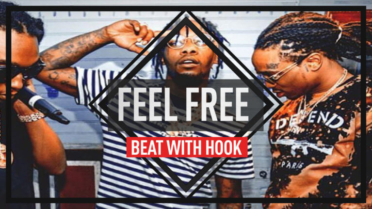 Migos type beat with hook - Pull Up (Trap Instrumental w hook)