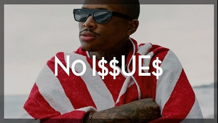 Post featured image - YG type beat - Issues-min