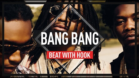 TRAP BEAT WITH HOOK - featured image