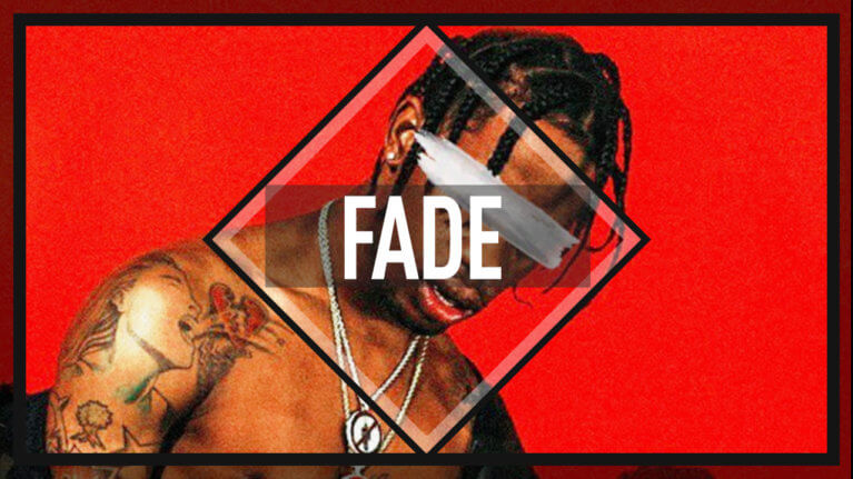 "Travis Scott type beat ""Fade"""