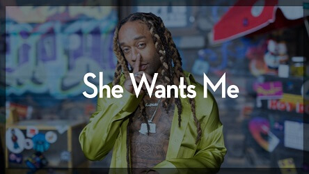 Ty Dolla Sign type beat she wants me