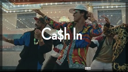 bruno mars type beat - cash in