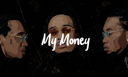 free migos type instrumental - my money